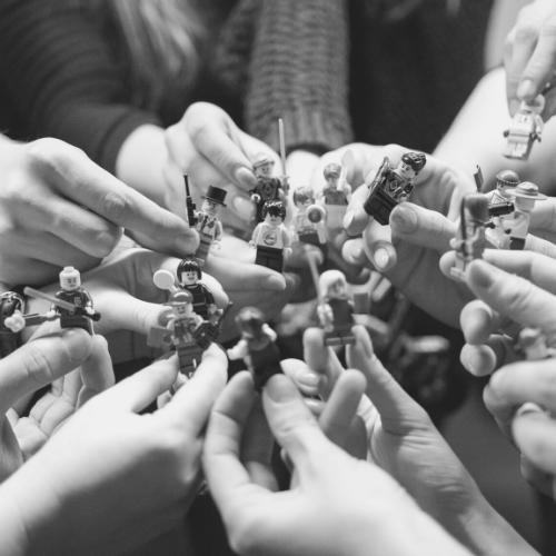 Fanen grupper – få gruppeforslag